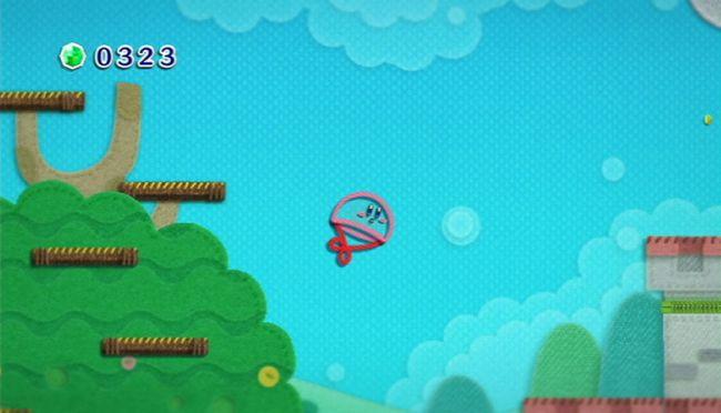Kirby's Epic Yarn - Screenshots - Bild 13