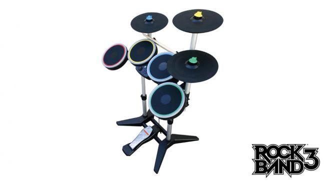 Rock Band 3 - Hardware - Artworks - Bild 2