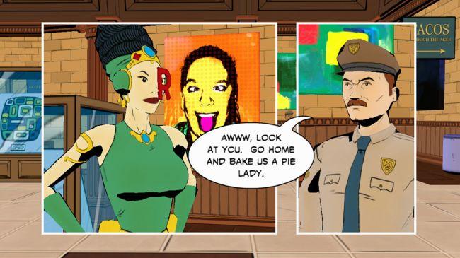 Comic Jumper: The Adventures of Captain Smiley - Screenshots - Bild 17