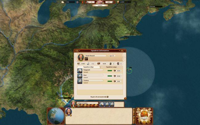 Commander: Conquest of the Americas - Screenshots - Bild 3