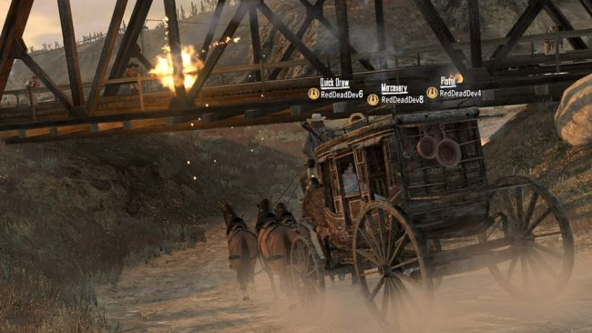 Red Dead Redemption - DLC: Outlaws bis zum Schluss - Screenshots - Bild 10