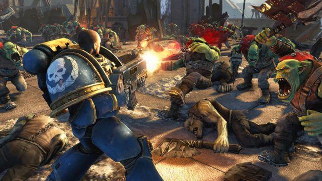 Warhammer 40.000: Space Marine - Screenshots - Bild 5