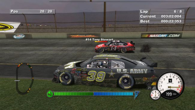 Days of Thunder: NASCAR Edition - Screenshots - Bild 5