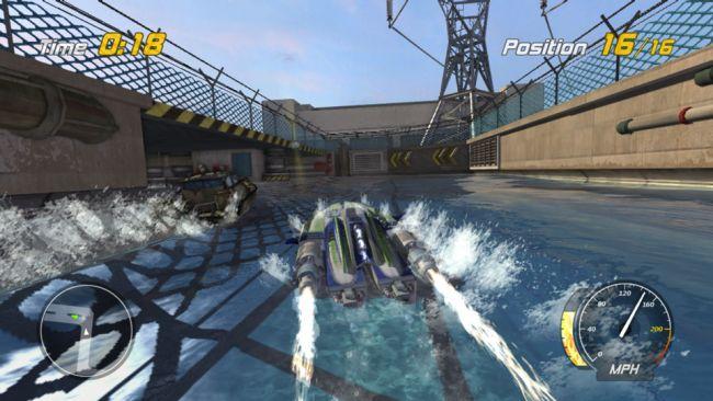 Hydro Thunder Hurricane - Screenshots - Bild 3