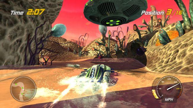 Hydro Thunder Hurricane - Screenshots - Bild 2