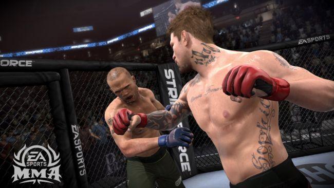 EA Sports MMA - Screenshots - Bild 14