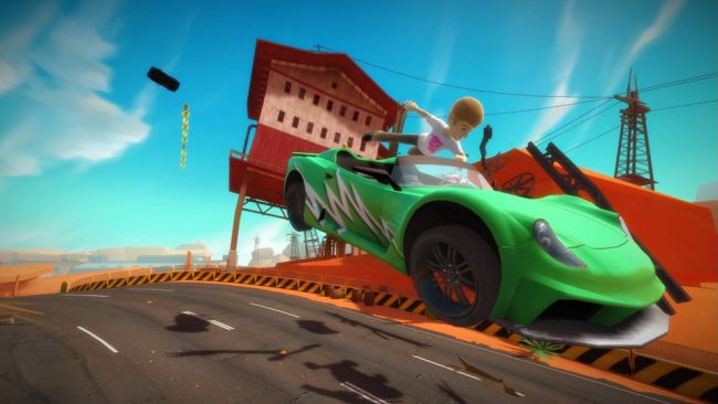 Kinect Joy Ride - Screenshots - Bild 5