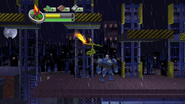 Ben 10 Alien Force: The Rise of Hex - Screenshots - Bild 4