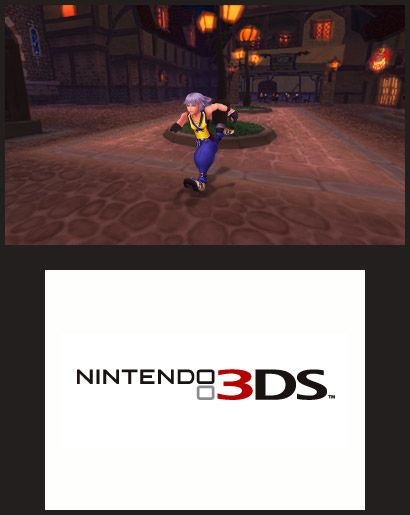Kingdom Hearts 3DS - Screenshots - Bild 3