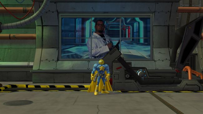 Comic Jumper: The Adventures of Captain Smiley - Screenshots - Bild 3