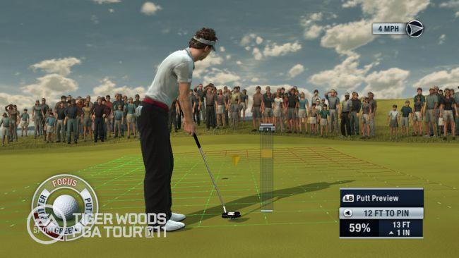Tiger Woods PGA Tour 11 - Screenshots - Bild 7