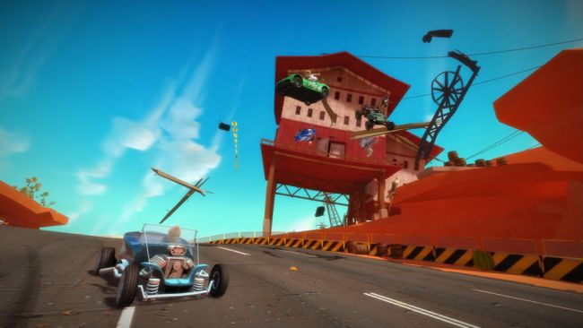 Kinect Joy Ride - Screenshots - Bild 4