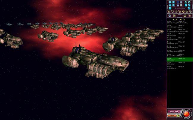 Armada 2526 - Screenshots - Bild 2