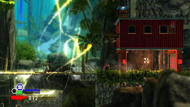 Bionic Commando Rearmed 2 - Screenshots - Bild 15