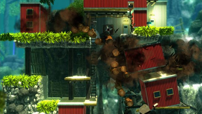 Bionic Commando Rearmed 2 - Screenshots - Bild 1