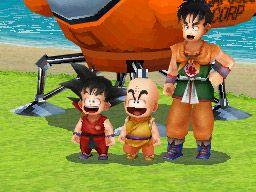 Dragon Ball Z: Origins 2 - Screenshots - Bild 1