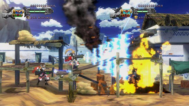 Hard Corps: Uprising - Screenshots - Bild 5