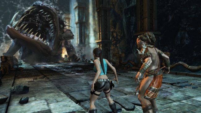 Lara Croft and the Guardian of Light - Screenshots - Bild 4