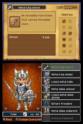 Dragon Quest IX: Sentinels of the Starry Skies - Screenshots - Bild 19