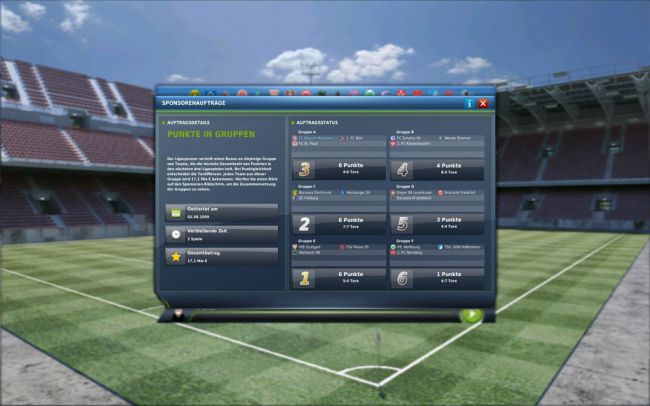 Fussball Manager 11 - Screenshots - Bild 7