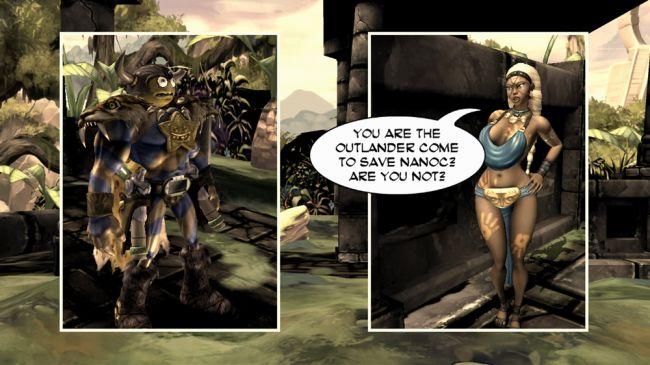 Comic Jumper: The Adventures of Captain Smiley - Screenshots - Bild 10