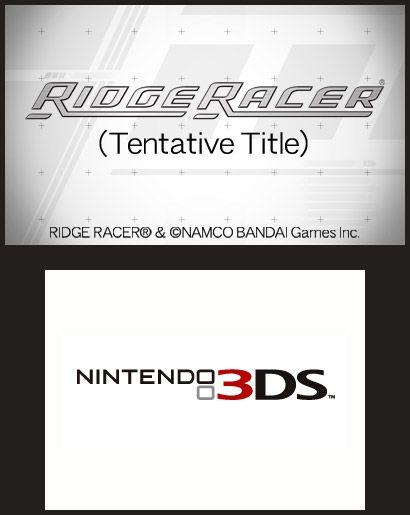 Ridge Racer 3DS - Screenshots - Bild 5
