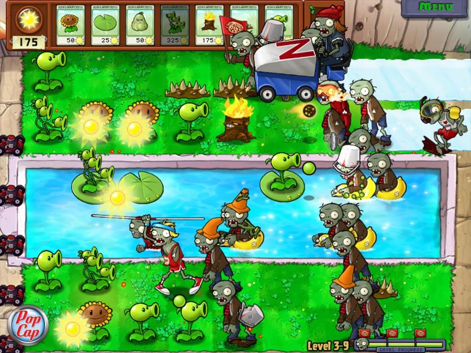 pflanzen vs zombies online