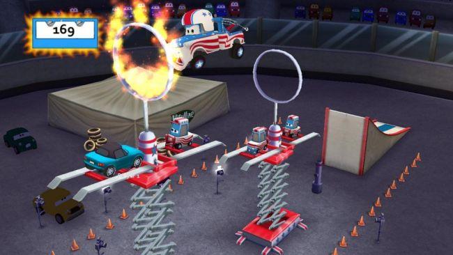 Cars Toon: Hooks unglaubliche Geschichten - Screenshots - Bild 1