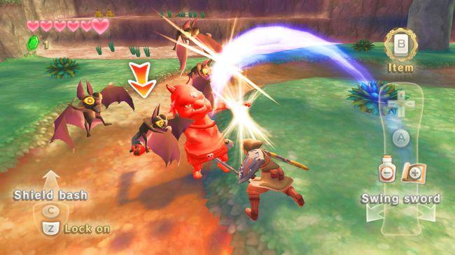 The Legend of Zelda: Skyward Sword - Screenshots - Bild 22