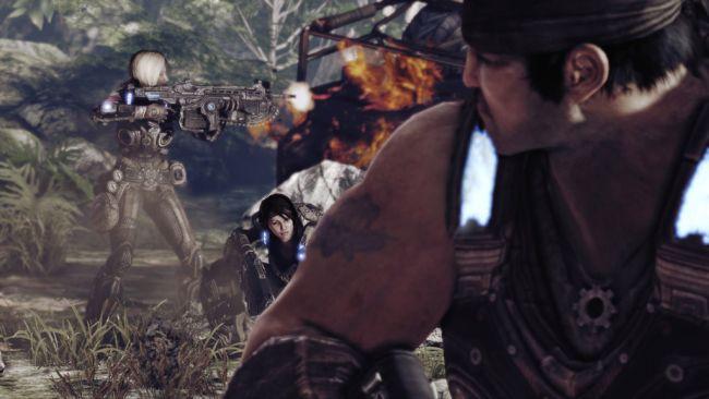 Gears of War 3 - Screenshots - Bild 2