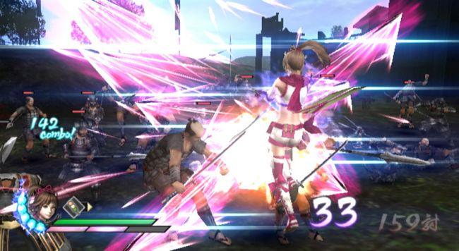 Samurai Warriors 3 - Screenshots - Bild 14