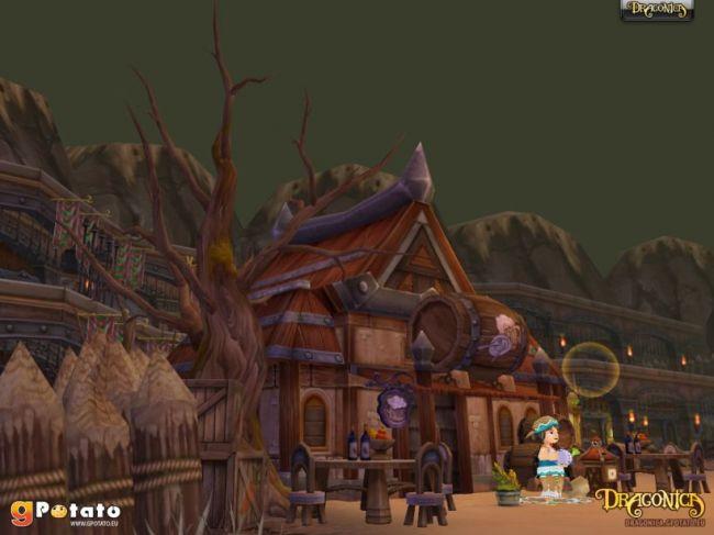 Dragonica: Paris schlägt zurück - Screenshots - Bild 7