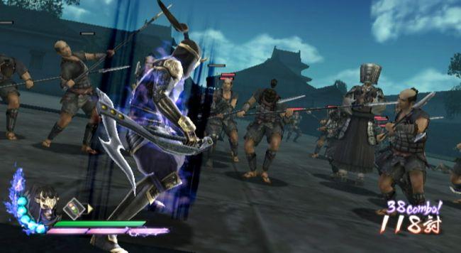 Samurai Warriors 3 - Screenshots - Bild 5