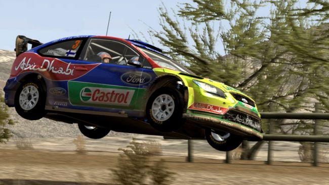 WRC - Screenshots - Bild 5