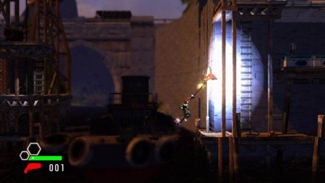 Bionic Commando Rearmed 2 - Screenshots - Bild 16