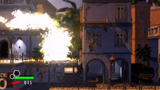 Bionic Commando Rearmed 2 - Screenshots - Bild 13