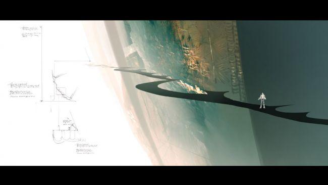 El Shaddai: Ascension of the Metatron - Screenshots - Bild 8