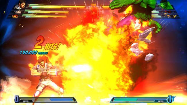 Marvel vs. Capcom 3: Fate of Two Worlds - Screenshots - Bild 11