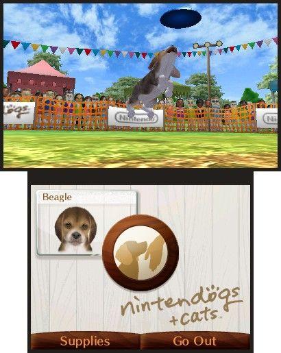 Nintendogs + Cats - Screenshots - Bild 5