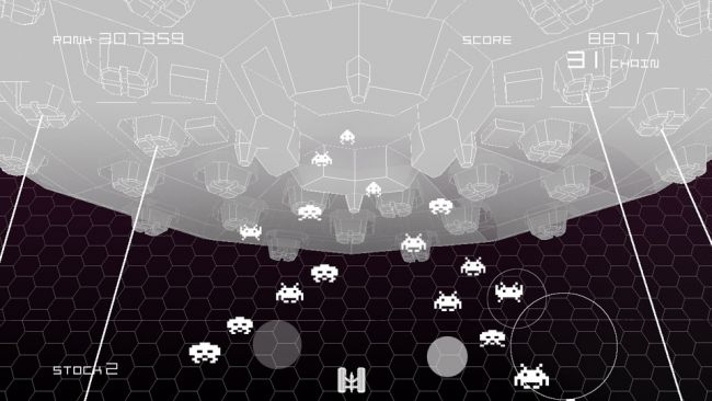 Space Invaders: Infinity Gene - Screenshots - Bild 3