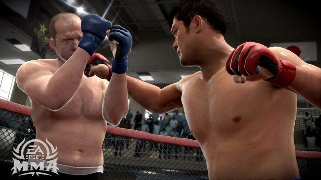 EA Sports MMA - Screenshots - Bild 3