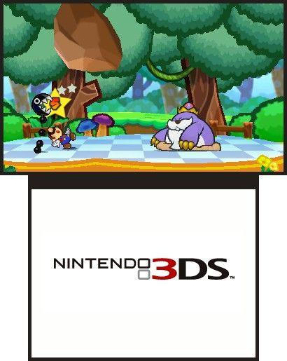 Paper Mario 3DS - Screenshots - Bild 10