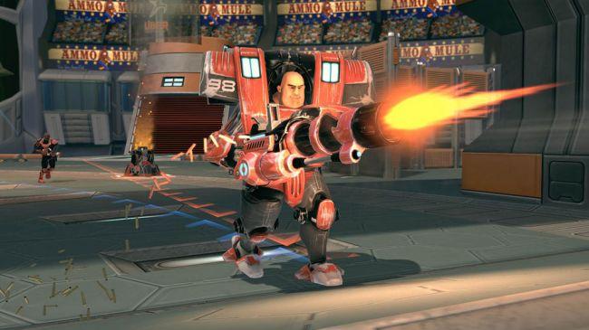 Monday Night Combat - Screenshots - Bild 2