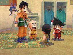 Dragon Ball Z: Origins 2 - Screenshots - Bild 2