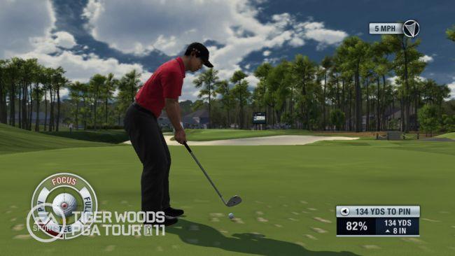 Tiger Woods PGA Tour 11 - Screenshots - Bild 10