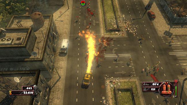 Zombie Driver - Screenshots - Bild 2