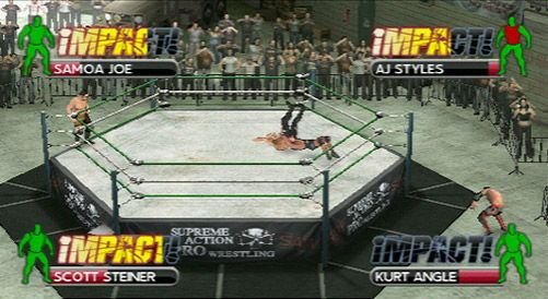 TNA iMPACT!: Cross the Line - Screenshots - Bild 20
