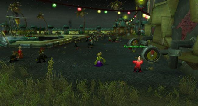 World of WarCraft: Cataclysm Beta - So starten die Goblins - Screenshots - Bild 13