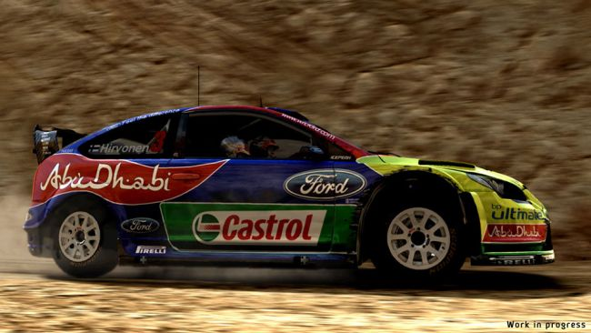 WRC: FIA World Rally Championship - Screenshots - Bild 73