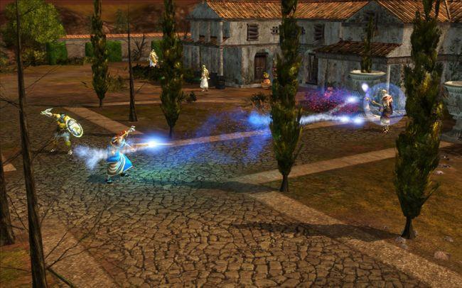 Mytheon - Screenshots - Bild 2
